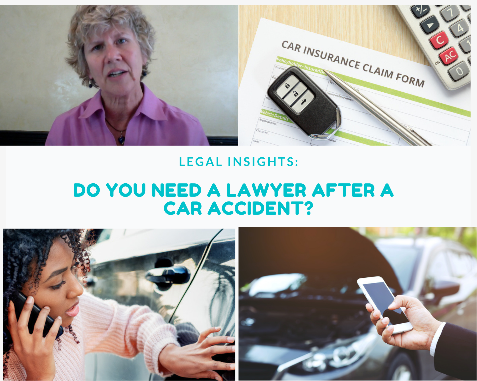 Do You Need a Lawyer after a Car Crash?